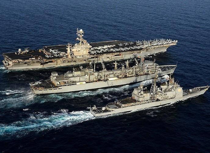 Truyền thông Israel thậm chí còn cho biết, ở một vài thời điểm, tàu Iran còn bắn tên lửa ở khoảng cách xa đối với nhóm tàu Mỹ, tuy nhiên, chưa rõ khoảng cách này là bao nhiêu.