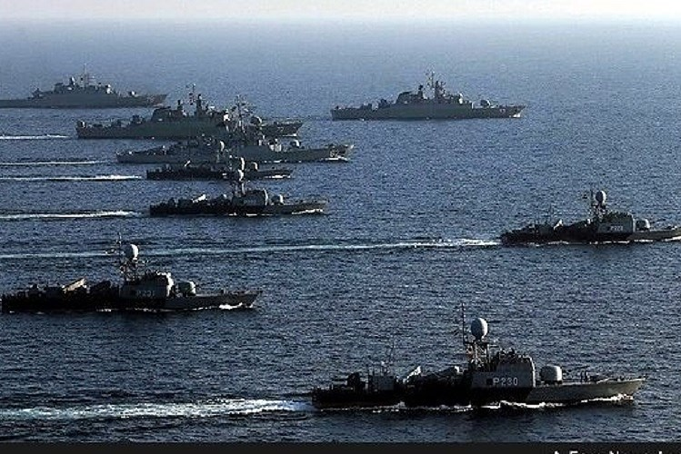 Hành động của Washington đến cùng lúc Iran thực hiện cuộc tập trận 'Great Prophet 12.