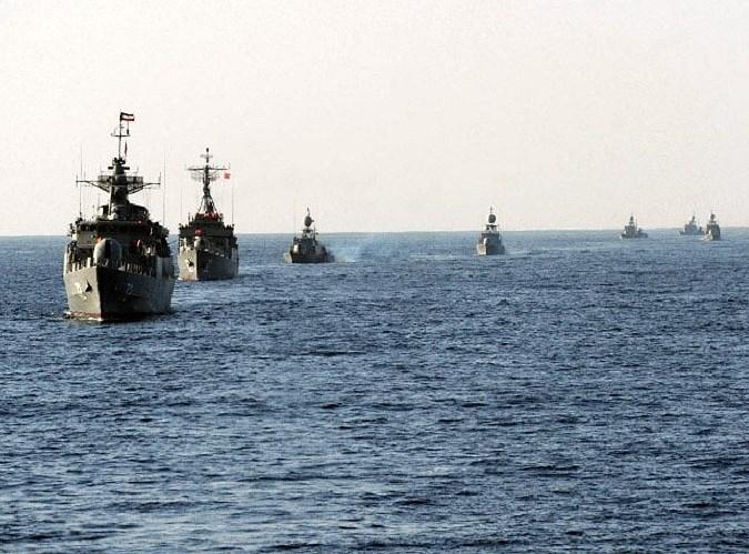 Giai đoạn chính của cuộc tập trận sẽ diễn ra gần vùng Qeshm với nội dung tập kích đảo.