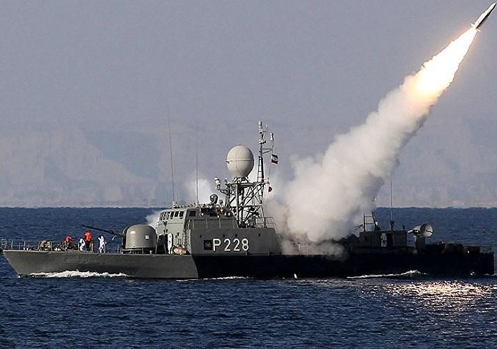 Chuẩn tướng Mohammad Pakpour của Iran đã gọi cuộc tập trận này là chỉ nhằm mục đích phòng vệ và không nhằm vào bất kì quốc gia nào khác.