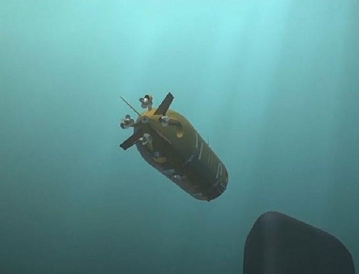 Thế nhưng rất bất ngờ đó là căn cứ vào các tuyên bố của giới quân sự Nga, Poseidon sẽ không được triển khai theo phương thức trên mà bắt buộc phải tích hợp vào tàu ngầm chiến lược cỡ lớn Belgorod.
