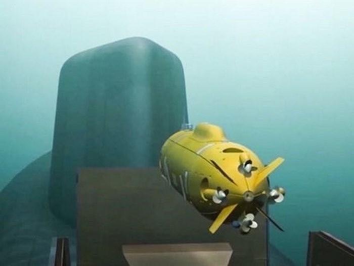 Tàu ngầm Belgorod lại phải tiếp tục hành trình ra ngoài đại dương, tới cự ly dự kiến nó mới kích hoạt chiếc Poseidon để phương tiện này thực hiện thao tác tấn công.