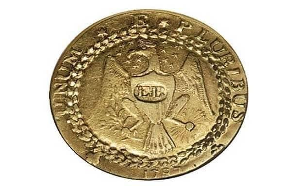 Brasher Doubloon EB on Breast - 2.990.000 USD