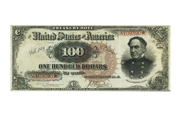 USA 1934 FR. 2221-H $5,000 FEDERAL RESERVE NOTE – $141,000