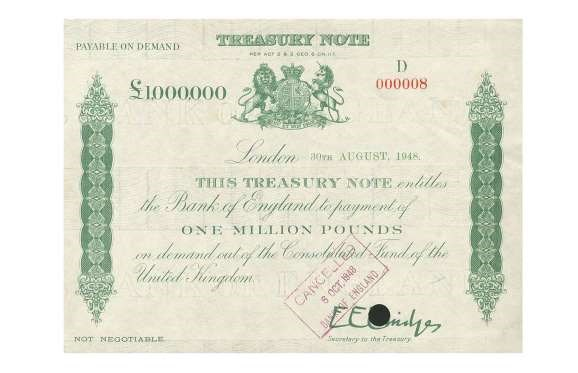 USA 1882 $100 GOLD CERTIFICATE – $117,500