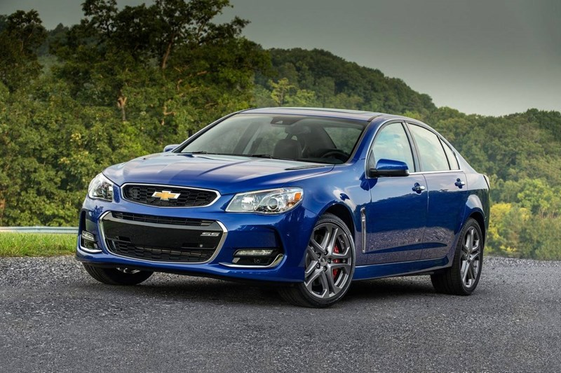 Chevrolet SS / Holden Commodore