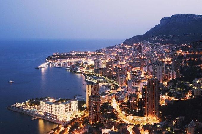 Cannes, Pháp và Monte Carlo, Monaco