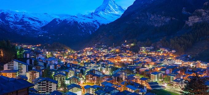 Zermatt, Thụy Sĩ