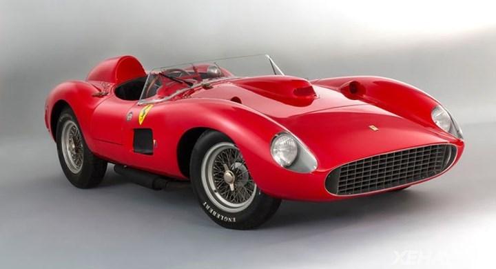 1. Ferrari 335 S: Chiếc xe đắt nhất thế giới là một chiếc xe đua do Ferrari sản xuất với giá bán 34.439.035 triệu USD.