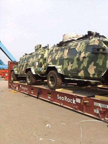 Theo thông tin từ nhà sản xuất, xe thiết giáp IAG 4x4 Guardian Tactical có khả năng chở được tối đa 10 chiến sĩ cùng kíp điều khiển 2 người trong mỗi lần ra quân tác chiến.