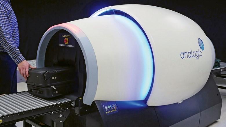 Video] Mỹ thử nghiệm máy quét an ninh công nghệ 3D ở sân bay