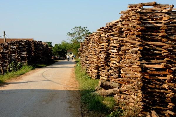 Một nét đặc trưng ở làng nghề Phù Lãng.