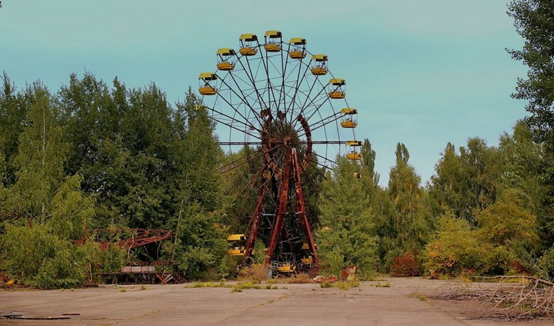Công viên Pripyat, Ukraine