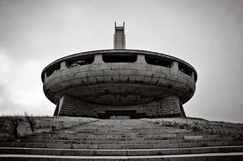 Đài tưởng niệm Buzludzha, Bulgaria