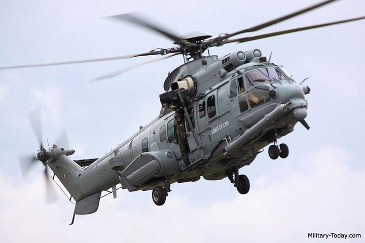 Loại máy bay này từng phục vụ cho lực lượng vũ trang Pháp trong các chiến dịch ở Afghanistan và Mali. Ảnh: Military-Today.