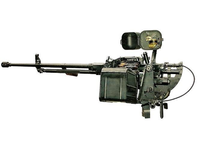 Ngoài vũ khí có nguồn gốc Liên Xô thì vũ khí hạng nhẹ Trung Quốc đang làm mưa làm gió trên chiến trường Trung Đông. Một trong những dòng vũ khí phổ biến được sử dụng chính là súng máy W85.