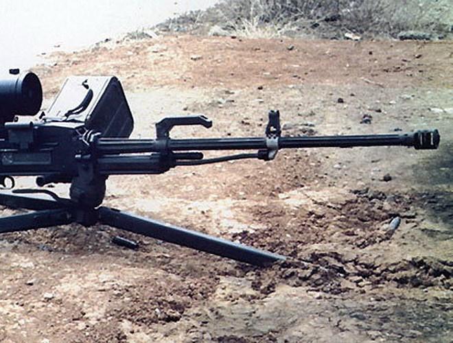 Súng máy W85 được thiết kế với trọng lượng nhẹ để có thể dễ sử dụng cho bộ binh.
