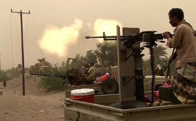 Hiện đa số phiến quân khủng bố và lực lượng thánh chiến đối lập tại Syria cũng đang sử dụng loại súng máy này để bắn vào đồng minh của Mỹ.