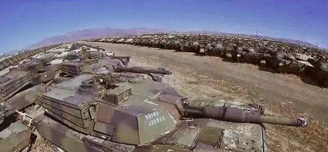 Tương tự máy bay bảo quản tại căn cứ Davis-Monthan, nhiều xe tăng - thiết giáp tại đây vẫn đang trong tình trạng kỹ thuật rất tốt, chúng sẽ được phục hồi năng lực chiến đấu trong thời gian rất ngắn để tung ra chiến trường hay bán lại cho một quốc gia khác.