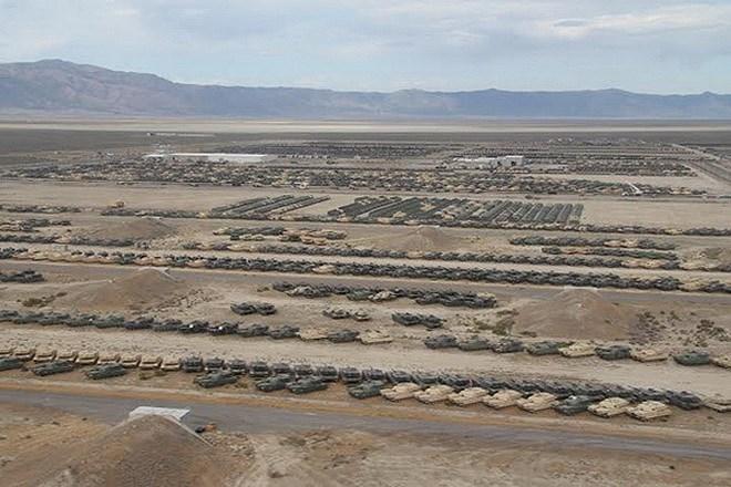 Đó chính là Sierra Army Depot (SIAD) - một kho lưu trữ của Quân đội Mỹ nằm tại khu vực thung lũng của dãy núi Sierra Nevada, thuộc tiểu bang Nevada.