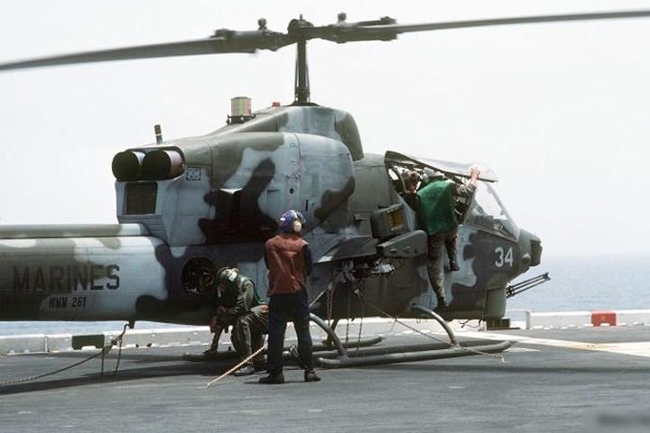 Nguyên mẫu đầu tiên của máy bay ra đời vào năm 1965, đánh dấu bước tiến về công nghệ trực thăng lúc đó.